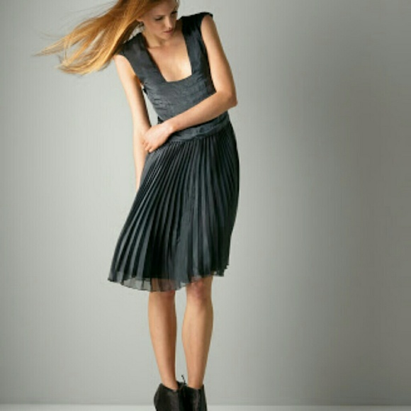 cbc9d78ff SISLEY limited edition pleated dress. NWT. Sisley.  M_5bf5a12fe944ba05e2b0ae50. M_5bf5a18045c8b37fd8d98e9b.  M_5bf5a18dc9bf50832443f389